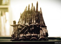 Game of Thrones Cake - La recette