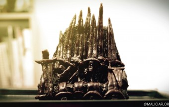 Game of Thrones Cake par Malicia Flore