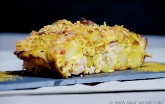 Tortilla Patatas recette par Malicia Flore