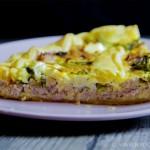 Recette quiche aux asperges vertes et jambon 5 par Malicia Flore
