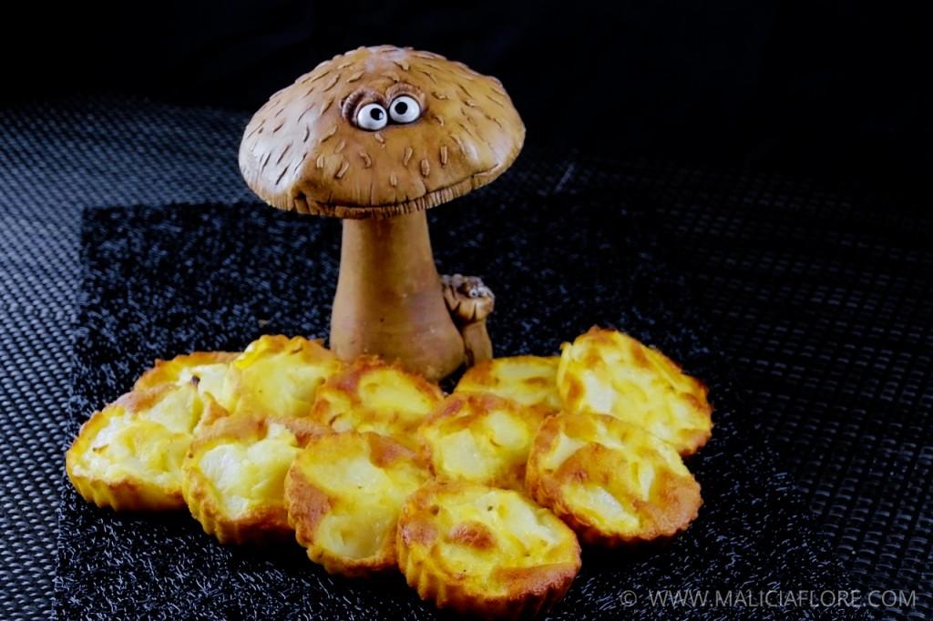 Recette clafoutis pommes par Malicia Flore