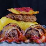 Recette courgette et pomme de terre farcies par MalicaFlore