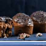 Recette de muffin banane, chocolat et noix de pécan par MaliciaFlore