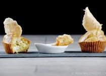 Muffins aux brocolis et chèvre