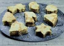 Gâteau de crêpes au Nutella®