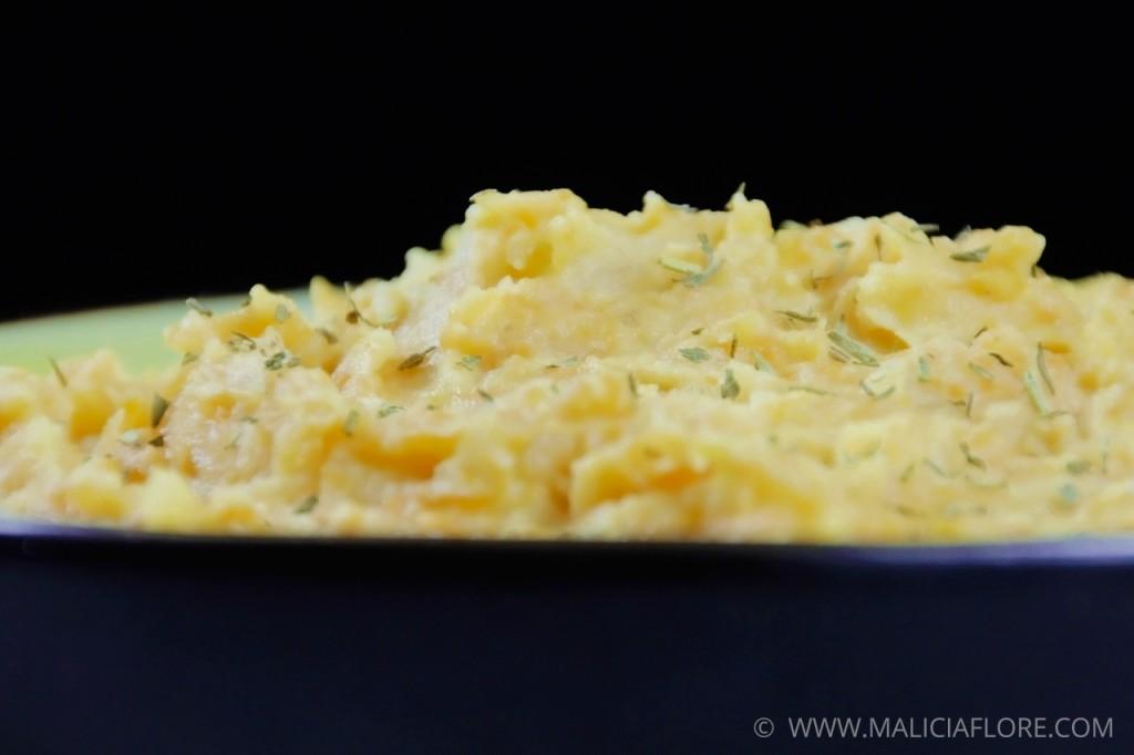 Recette de purée de potimarron et pommes de terre par MaliciaFlore