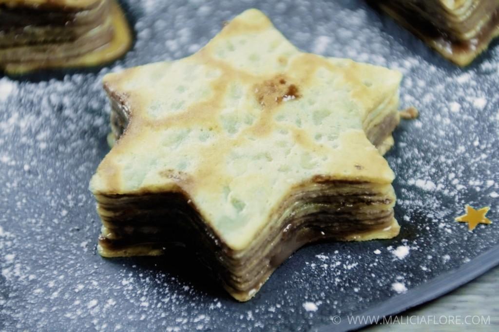 Gâteau de crêpes au Nutella 4