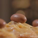 Topping au caramel vanillé