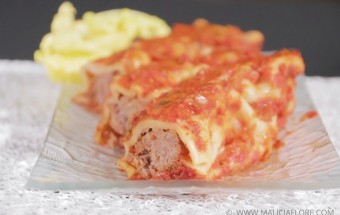 Cannelloni au boeuf