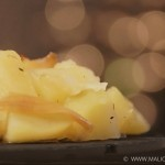 Poulet rôti et ses pommes de terre