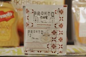 Eat Your Box de mai 2013 - Café Pronto