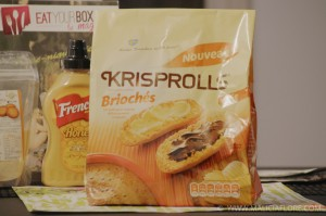 Eat Your Box de mai 2013 - Krisprolls Briochés