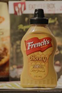 Eat Your Box de mai 2013 - Moutarde au miel French's