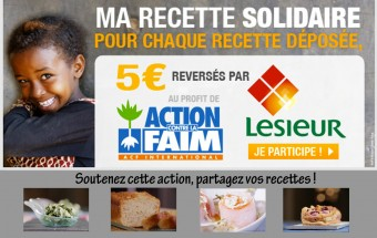 Ma Recette Solidaire 2013