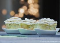 Muffins artichaut, tomate séchée et jambon cru {Prince de Bretagne}