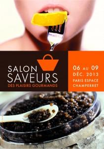 Salon Saveurs - Décembre 2013