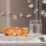 Cannellonis aux courgettes prêts à déguster