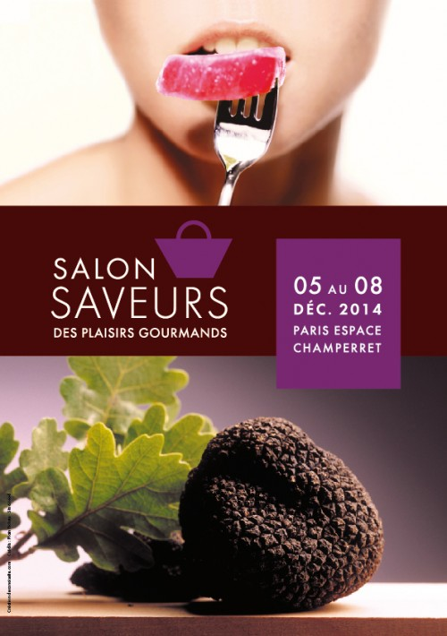 Gagnez votre invitation pour le salon saveurs 2014 blogs de cuisine - Salon saveur des plaisirs gourmands ...