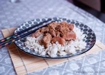 Porc au caramel à la vietnamienne